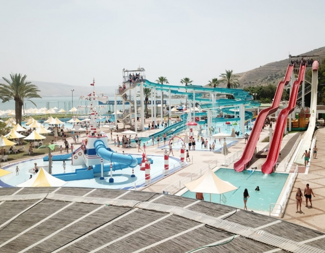 gai beach water slides